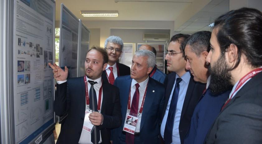 """""""Proje Fuarı ve Yarışması 2018"""" gerçekleştirildi"""